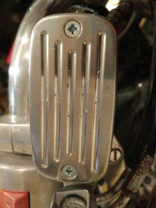 Замена тормозной жидкости в мотоцикле