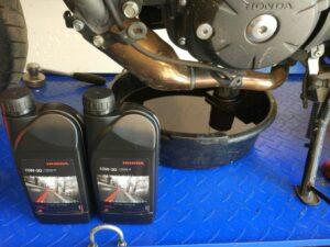 Обслуживание и подготовка мотоцикла к сезону